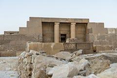 Giza Plateau. Egypt Stock Image