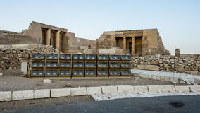 Giza Plateau. Egypt Royalty Free Stock Photo