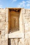 Giza Plateau. Egypt Stock Images