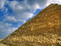 Giza pyramid 03 Stock Images