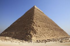 Giza Pyramid Royalty Free Stock Photos