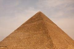 Giza pyramid. Pyramid of Giza (Cairo, Egypt Stock Images
