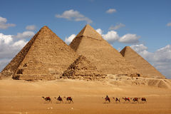 Free Giza Pyramids Royalty Free Stock Photos - 30444618