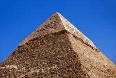 Giza pyramids, cairo, egypt stock photography