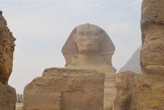 Giza pyramids. Pyramids Royalty Free Stock Photos