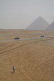 Giza Valley -Bedouin Royalty Free Stock Images