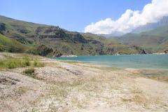 Gizhgit sjö royaltyfri bild
