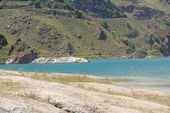 Gizhgit sjö royaltyfri foto