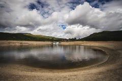 Gjevilvatnet jeziorni brzeg, Trollheimen góry, Norwegia zdjęcie royalty free
