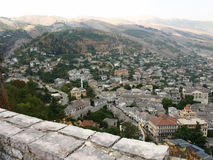 Gjirokastra (1) Royalty Free Stock Image