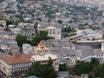 Gjirokastra (2) Royalty Free Stock Photos