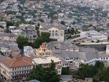 Gjirokastra (2) Royalty Free Stock Photos