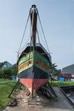 GJOA Historical Boat Royalty Free Stock Photos
