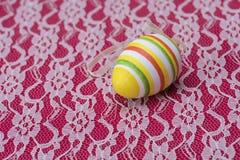gjord easter äggbild arkivfoton