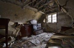 gjord mörkare abandonment Fotografering för Bildbyråer
