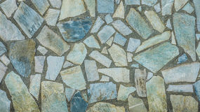 gjord stenvägg Royaltyfria Foton