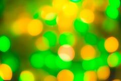 Gjord suddig bakgrund, textur för design som annonserar banret, grön bokehbakgrund fotografering för bildbyråer