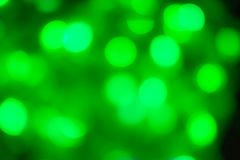 Gjord suddig bakgrund, textur för design som annonserar banret, grön bokehbakgrund arkivbild