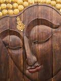 Gjord trähand - Royaltyfri Foto