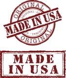gjorda USA Arkivbilder