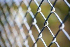 Gjort av ståltrådingrepp Royaltyfria Bilder