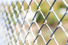 Gjort av ståltrådingrepp Royaltyfri Bild