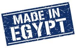 gjort i den Egypten stämpeln vektor illustrationer