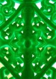 Gjuten plast- design Royaltyfria Bilder