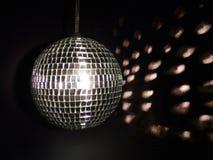 Glänzende glänzende Disco Lizenzfreie Stockbilder