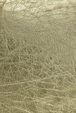 Glänzende Goldbeschaffenheit, Material für Reflektorhintergrund Lizenzfreie Stockbilder
