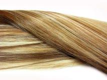 Glänzende Haarwelle Lizenzfreies Stockbild