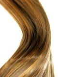 Glänzende Haarwelle Lizenzfreie Stockfotografie