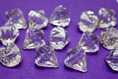 Glänzende Juwelen Lizenzfreie Stockfotos