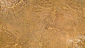 Glänzende Kräuselungen auf der Oberfläche des Wassers für Hintergrund lizenzfreies stockbild
