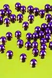 Glänzende Perlen Lizenzfreie Stockfotos