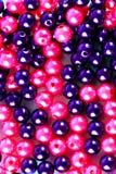 Glänzende Perlen Lizenzfreies Stockbild