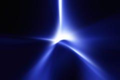 Glänzende Strahlen Stockbilder