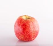 Glänzender Apfel Stockfoto