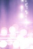 Glänzender festlicher Hintergrund Stockfotos