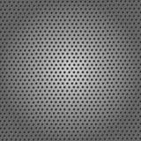 Glänzender Gray Metal Mesh Texture für abstrakten Hintergrund vektor abbildung