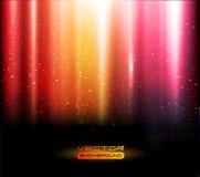 Glänzender Hintergrund Lizenzfreies Stockbild