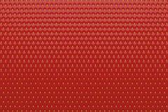 Glänzender Hintergrund von den reifen Erdbeeren 3d ?bertragen stockbilder