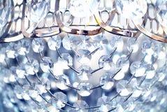 Glänzender Kristall Stockbild