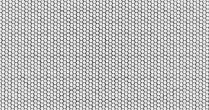 Glänzender Stahlgrill Stockfotos