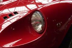 Glänzendes Auto Stockfoto