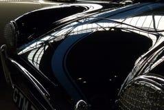 Glänzendes Auto Lizenzfreies Stockfoto