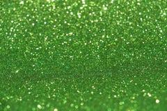 Glänzendes Grünbuch Stockbild