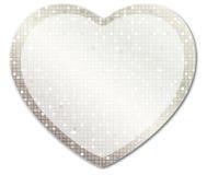 Glänzendes heart3 Lizenzfreies Stockbild
