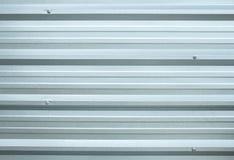 Glänzendes Metall mit nahtlosem Muster des Quadrats dem Schatten in der Form-3D und des Lichtes für modernes Innen-/Äußeres als W Lizenzfreie Stockbilder