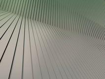 Glänzendes Metallplatten Lizenzfreies Stockfoto